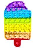 Pop it Fidget Toy   Juguete Sensorial Antiestres para Niños y Adultos   Bubble Push Pop   Juguetes d...