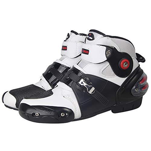 JKC Zapatos de Ciclismo MTB Zapatillas Profesionales Sin Bloqueo Ultraligero Atlético Racing Zapata Protectora Botas de montar