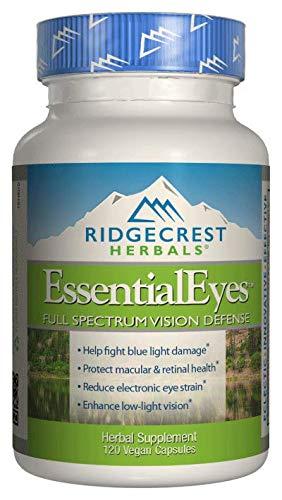 Ridgecrest Herbals Essential Eyes, …