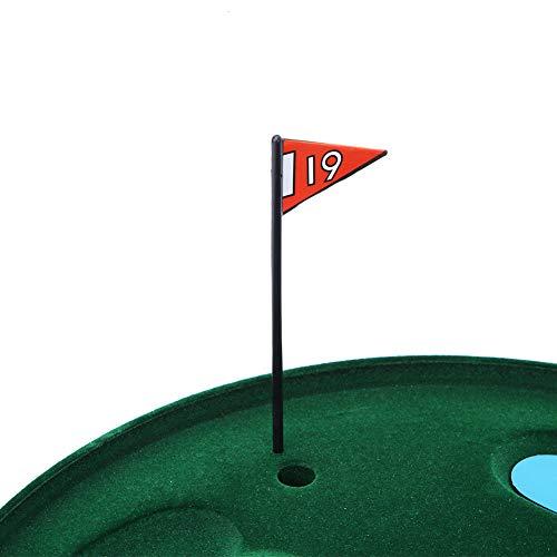 jadenzhou Juego de Golf de Mesa, Golf de Escritorio, 1114g para Fiestas, Entretenimiento, Palos de Golf, golfistas de Escritorio, Amantes, Hombre Adulto, Entretenimiento