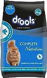 Drools Adult(+1 year) Dry Cat Food, Ocean Fish, 3 kg + 1.2 kg Free