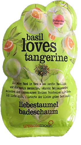 treacleomoon Badesalz/Badeschaum 80g - diverse Sorten - lazy Chai tea - dream catcher - her mango thoughts - sweet apple pie hugs - fizzy prosecco party - warm cinnamon nights (basil loves tangerine)