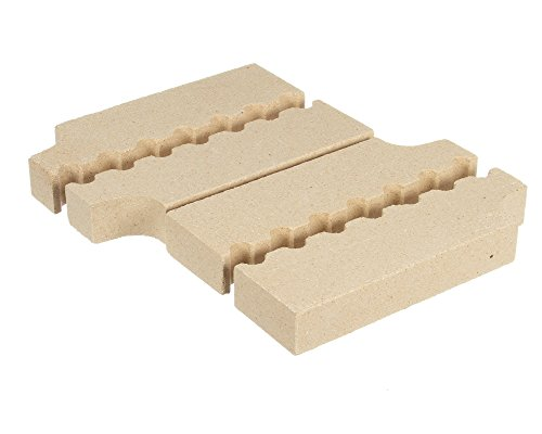 Emberglo 458560 Brick Support Series 25, 31, 41 (Pack of 4)