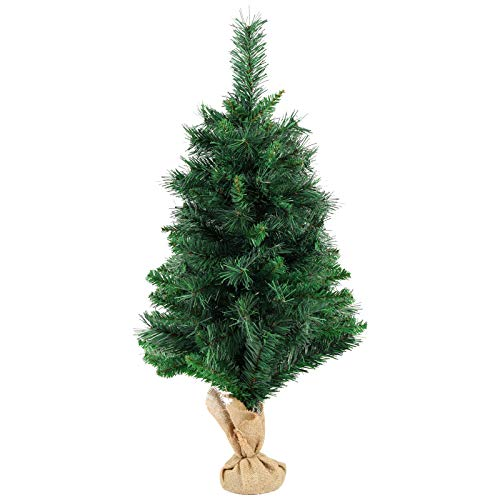 SALCAR �rbol de Navidad Artificial de 180 cm con 560 Puntas