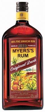 Myer`s Original Dark Rum - 1 Flasche 700ml