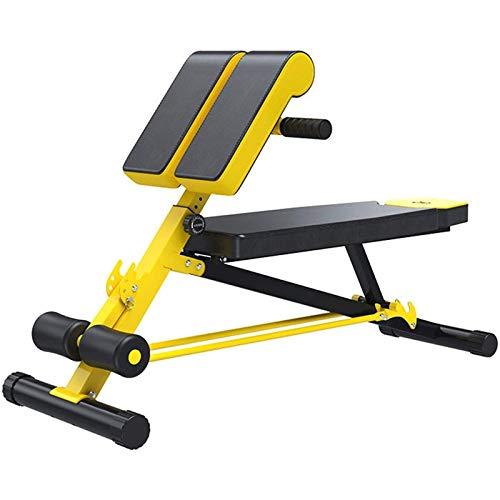 CHENYE Home Durable Olympic Home Fitness Weightlifting Cama, Peso Ajustable 250kg, Silla de Fitness, Cumplimiento de Cintura de pie, Equipo de Aptitud en el hogar, Banco de Mancuernas Banco Romano