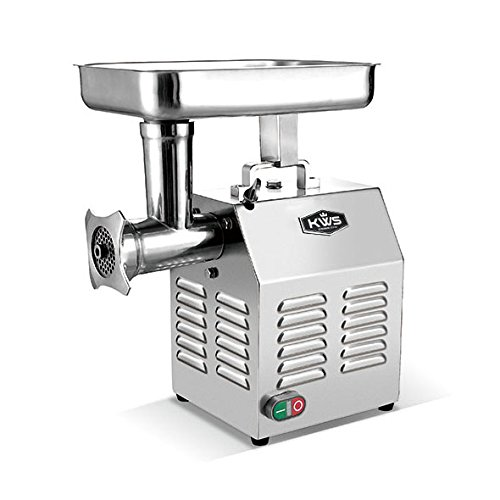 KWS TC-12 Commercial 765W 1HP Electric Meat Grinder Stainless...