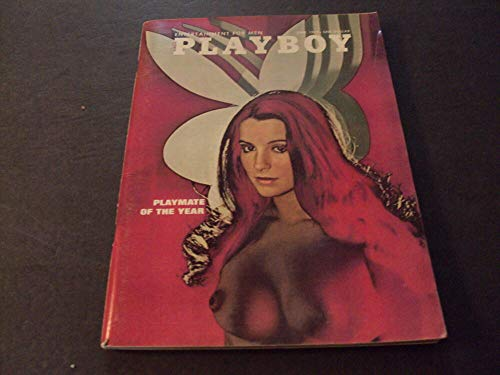 Playboy Jun 1970 Playmate Of The Year, Lola Pictorial