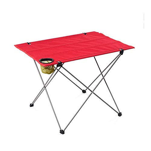 WNN-T Folding Table, Outdoor Portable Table Barbecue Stall Aluminium Alloy Folding Camping Picnic Table T