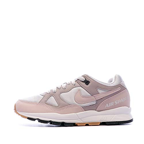 Nike Damen W Air Span Ii Laufschuhe, Mehrfarbig Vast Grey Barely Ros 001, 40 EU