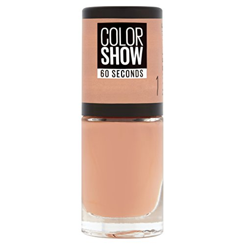 Maybelline New York Colorshow - Vernis à ongles -1 GO BARE - Nude Taupe