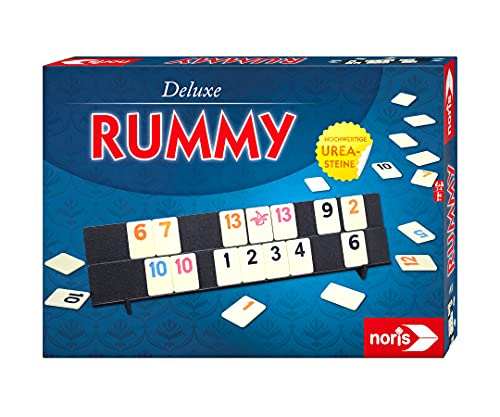 Noris 606101779 Rummy Deluxe Set - Juego Familiar