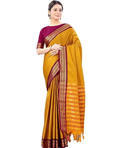 Aurika Fashion Women Banarasi Silk Saree