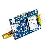ZHITING Módulo de posicionamiento satelital GPS NEO-7M UBLOX con Interfaz de Antena SMA para Arduino STM32 C51 Reemplace la Fuente de alimentación NEO-6M 3.3V / 5V