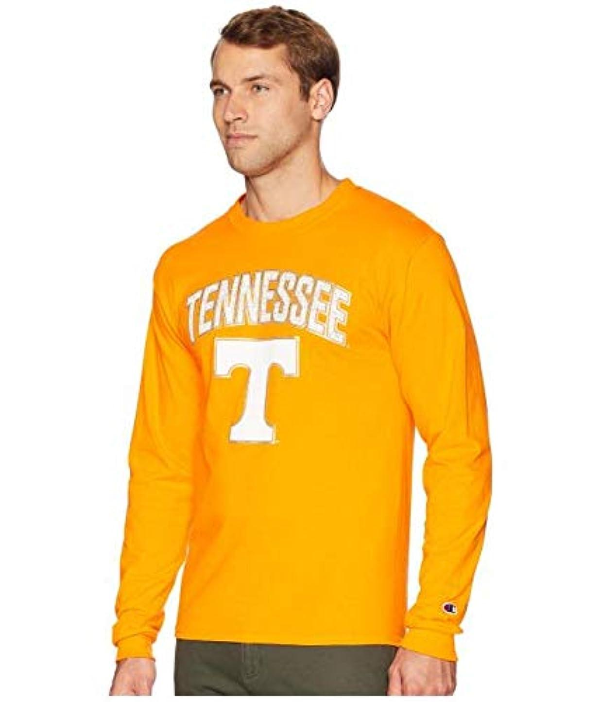 豪華な既に雄弁なChampion College Tennessee Volunteers Long Sleeve Jersey Tee 服 MD 【並行輸入品】