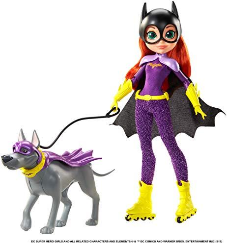 DC Super Hero Girls: Batgirl & Ace Doll&pet