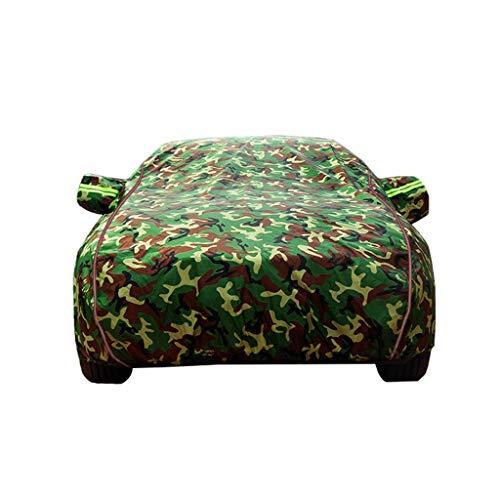 Autoabdeckung Kompatibel mit Chevrolet Bel Air Wagon Auto Persenning Sonnenschutz Regen Staub Frostschutz- Eindickung Isolierung Oxford Cloth Car Cover A Persenning (Color : Camouflage Colour)