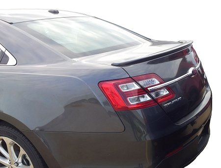 Accent Spoilers - Spoiler for a Ford Taurus Factory Style Flushmount Spoiler-Sterling Gray Paint Code: UJ