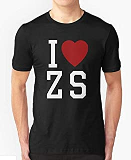 I Love Zack Snyder - High quality T-shirt made from 100% cotton