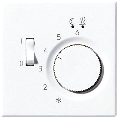 Jung LS990–Taste Mechanismus Thermostat ftr231u weiß alpin
