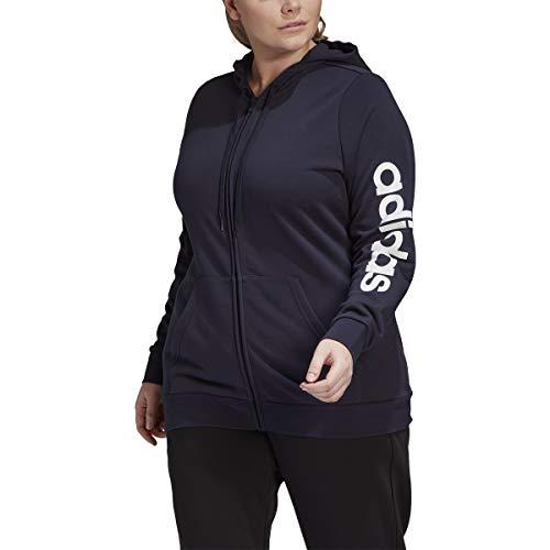 Adidas Essentials - Playera con Capucha para Mujer