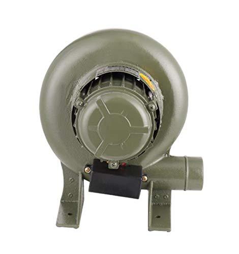 Ventilador eléctrico de forja de herrero,ventilador de aire acondicionado de hierro fundido para caldera de vapor,motor de cobre,para arcos,estufas,bomba de aire,ventilador de combustión,120W