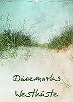 Daenemarks Westkueste (Wandkalender 2022 DIN A3 hoch): Kuestenimpressionen (Planer, 14 Seiten )