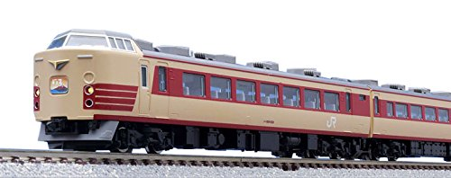 TOMIX Nゲージ 189系 M51編成 復活国鉄色 セット 98601 鉄道模型 電車