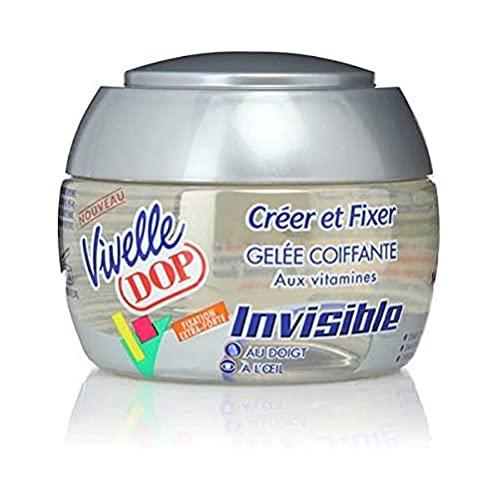 VIVELLE DOP - Gelée Coiffante aux Vitamines Invisible Force 7 Pour Homme - 150 ml