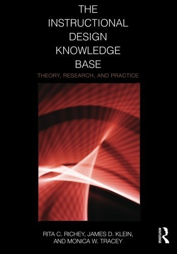 The Instructional Design Knowledge Base: Theory, Research, and Practice by Richey, Rita C. Published by Routledge (2010) Paperback