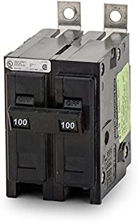 Eaton / Cutler Hammer QBHW2100 Quicklag Miniature Circuit Breaker 100 Amp, 120/240 Volt AC, 2-Pole, Bolt-On Mount,