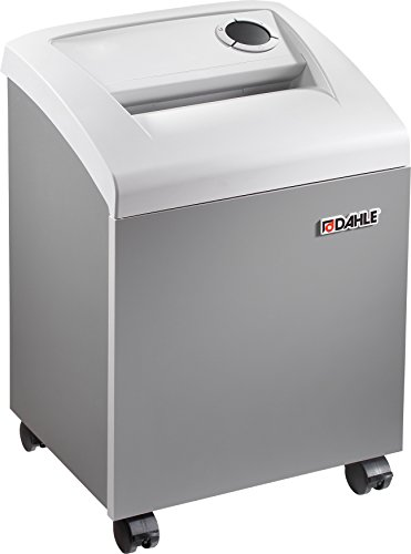 Why Choose Dahle 50114 Oil-Free Paper Shredder w/Jam Protection, SmartPower, German Engineered, 10 S...