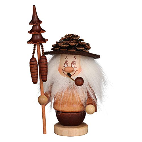 German Incense Smoker Gnome - Coney - 13,5 cm / 5 inches - Christian Ulbricht