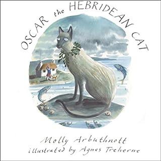 Oscar the Hebridean Cat cover art