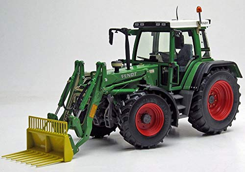 WEISE Toys 1064 FENDT Favorit 510 C mit Frontlader