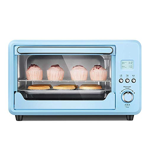 L.BAN Smart Oven 1800-Watt-Konvektions-Toaster mit elektronischer Back-Multifunktionsautomatik