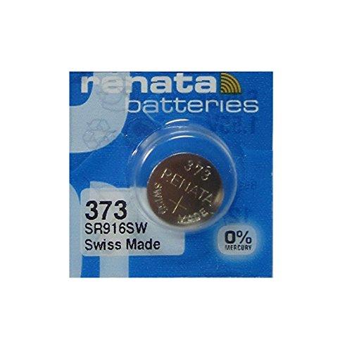 Renata Uhrenbatterie 373 (SR916SW)