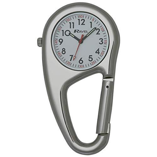 A Taschenuhr Uhr Unisex  Karabiner Docteurs Krankenschwestern durch Ravel R1105.01