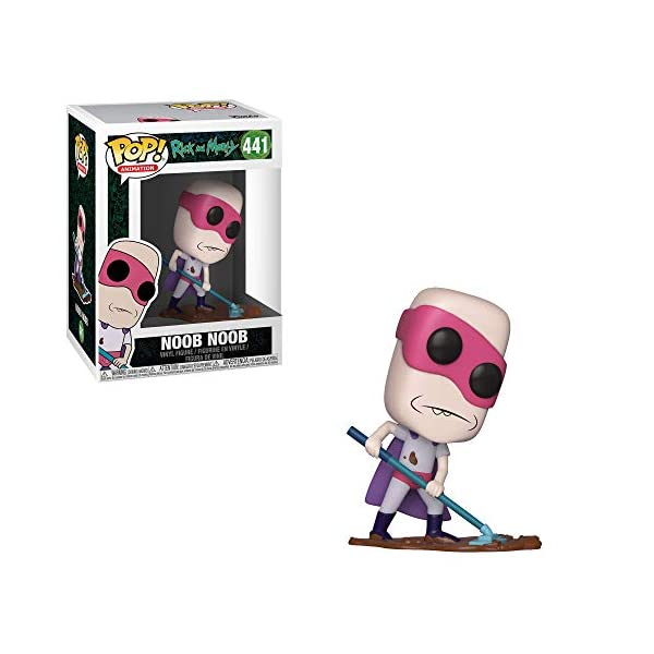 Funko Pop Noob Noob (Rick & Morty 441) Funko Pop Rick & Morty