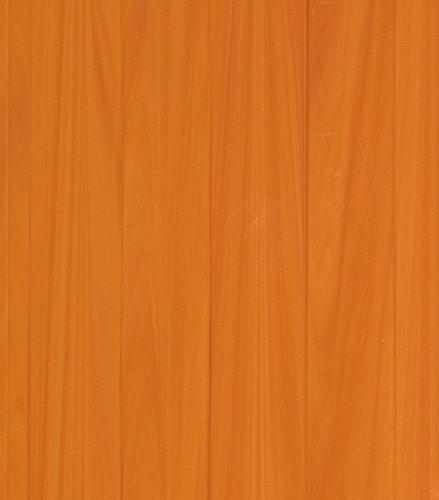 Lattenbodem van PVC, 260 x 10 x 1 cm, tweepersoonsbed, 10 stuks