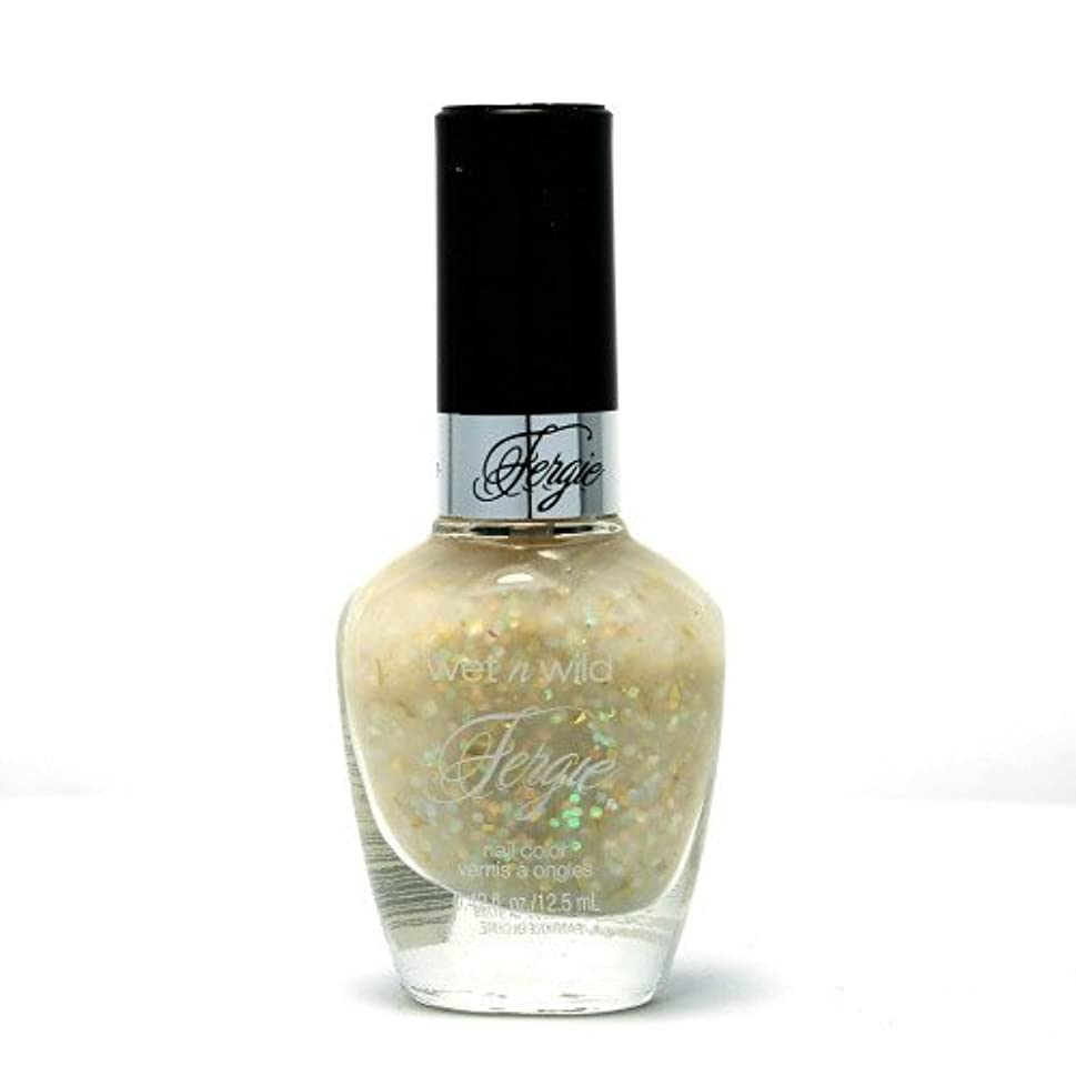 芸術思春期のわかりやすい(6 Pack) WET N WILD Fergie Heavy Metal Nail Polish - Mountain High (DC) (並行輸入品)