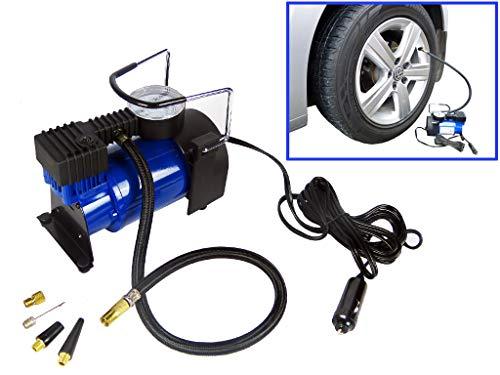 Hyfive 12v Kompressor Tragbare Luftpumpe Mini Auto Reifen Heavy Duty Kompressor