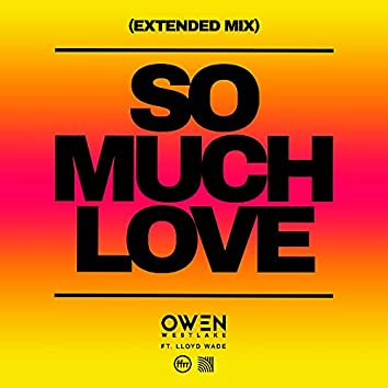 So Much Love (feat. Lloyd Wade) [Extended Mix]