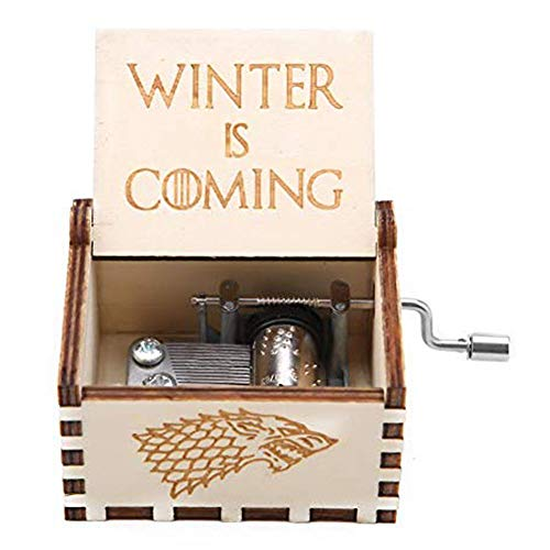 Romely´s Gift Store Caja Musical Game of Thrones (Dark)