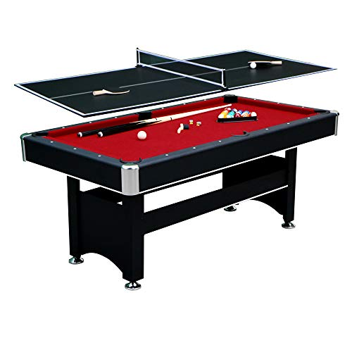 Hathaway Spartan 6' Pool Table, 72