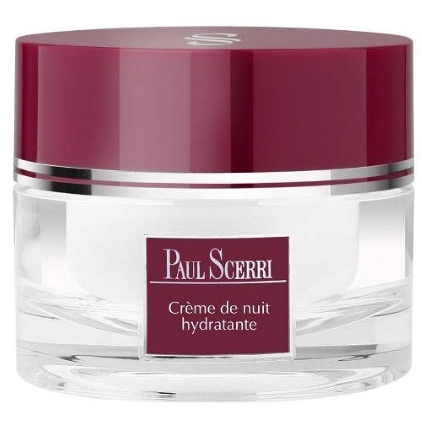 開梱小競り合いイライラするPaul Scerri Moisturizing Night Cream (1.75 oz.) by Paul Scerri