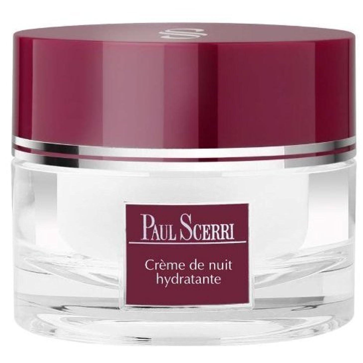 パケットスタック嘆くPaul Scerri Moisturizing Night Cream (1.75 oz.) by Paul Scerri