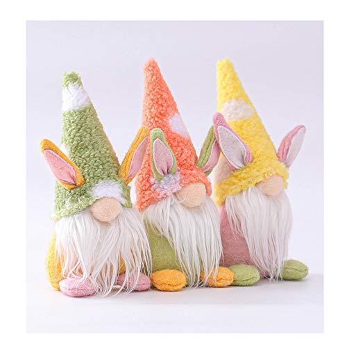 Easter Gnomes Plush,Spring Easte...