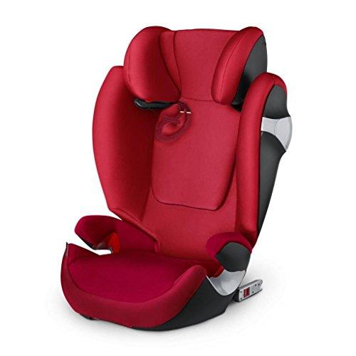 Cybex Solution M-Fix - Silla de coche, grupo 2/3 (15-36 kg, de...