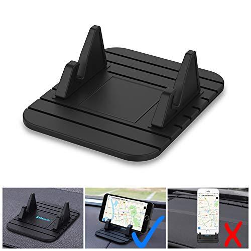 GSERA Car Dashboard Non-Slip Mat Rubber Mount Phone Holder Pad Mobile Phone Stand Bracket For Samsung Xiaomi Mobile Holder